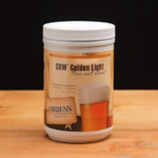 Picture of Briess CBW® Golden Light LME Single Canister 3.3 lb