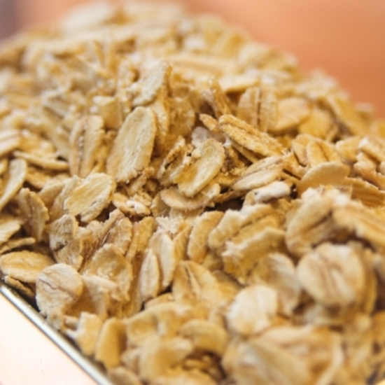 Picture of Flaked Oats 1 lb bag