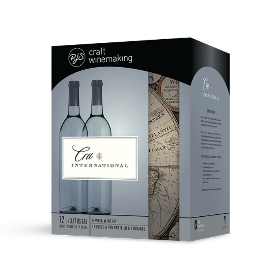 Picture of Cru International Italian Pinot Grigio (Discontinued Format - ON SALE!)