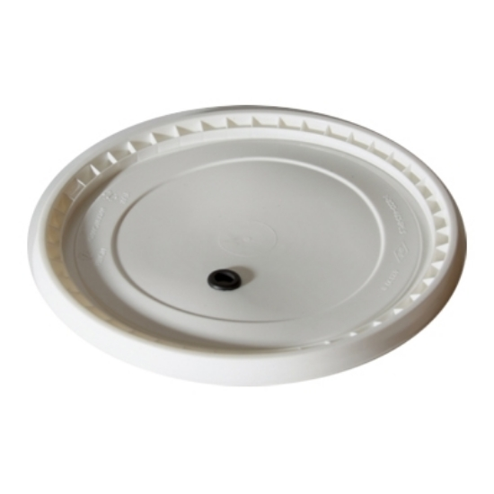 Picture of 2.0 Gallon Lid Only - Drilled with Grommet