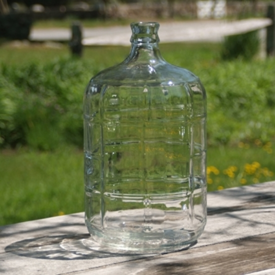Picture of Standard 3 Gallon Glass Carboy