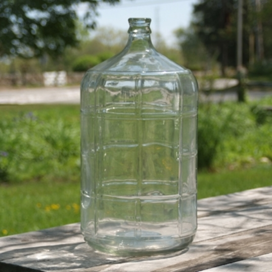 Picture of Standard 6 Gallon Glass Carboy