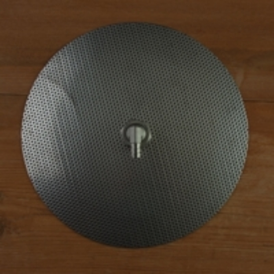 """Picture of Domed False Bottom 10"""""""