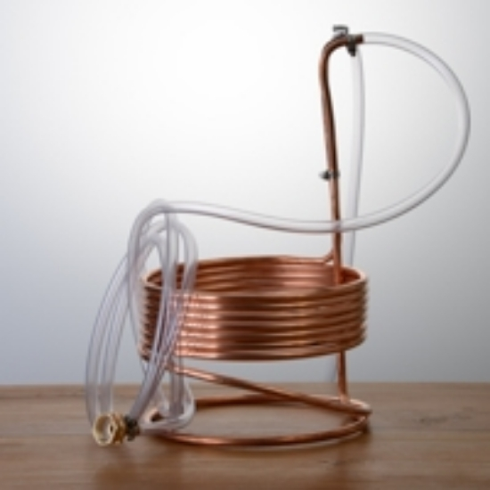 Picture of Copper Immersion Wort Chiller 25'