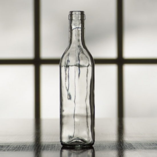Picture of 375 ml Clear Semi-Burgundy, case of 24