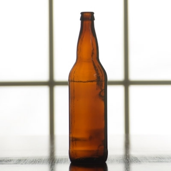 Picture of 22 oz Beer Bottle, Case of 12