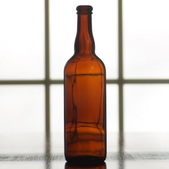 Picture of Belgian Beer Bottles, 750 ml,cork finish, case of 12