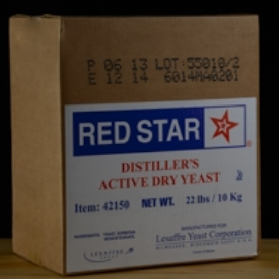 Picture of Red Star Distiller's Active Dry Yeast (DADY) 10 kg