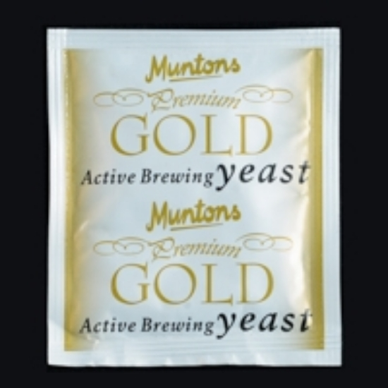 Picture of Muntons Premium Gold Yeast 6 gm