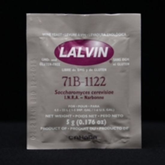 Picture of Lalvin 71B-1122 Wine Yeast 5 g