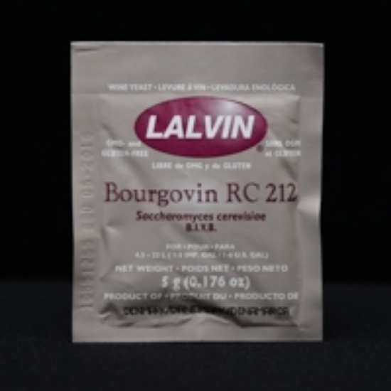 Picture of Lalvin RC212 Wine Yeast 5 g