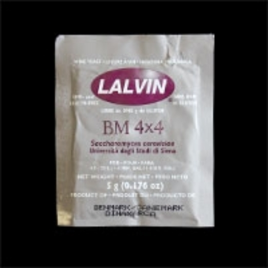 Picture of Lalvin BM 4x4 Wine Yeast 5 g