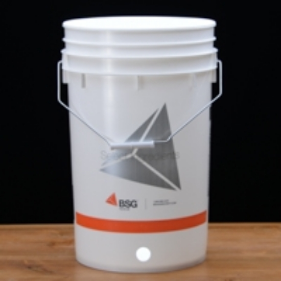 Picture of 6.5 Gallon Bucket, Drilled for Spigot
