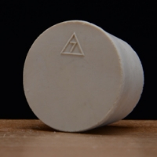 Picture of Solid Rubber Stopper #7