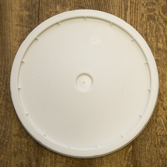 Picture of 7.8 Gallon Lid Only - Solid