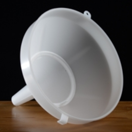 """Picture of 8"""" Plastic Funnel"""