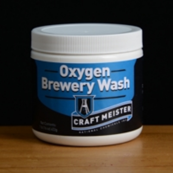 Picture of Craft Meister Oxygen Wash 1 lb