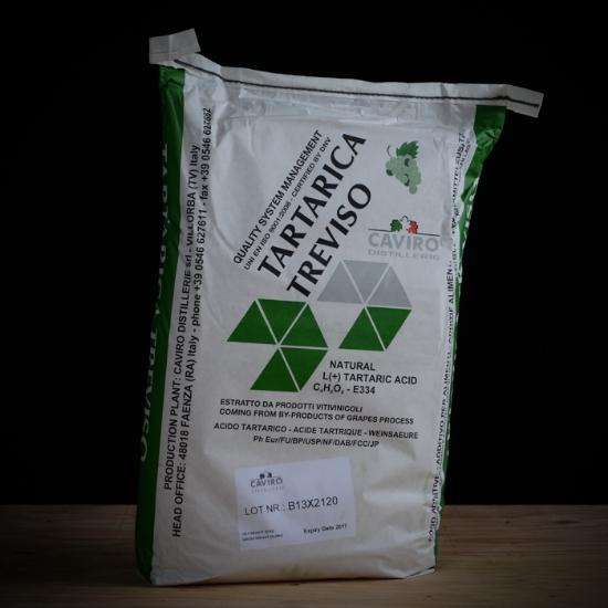 Picture of Tartaric Acid 55lbs