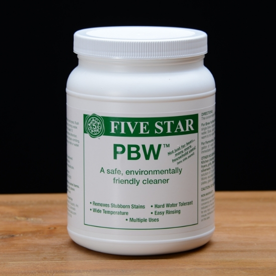 Picture of Five Star PBW - 4 Lbs