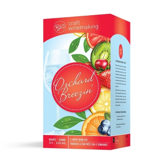 Picture of Orchard Breezin' Strawberry Sensation (case of 2)