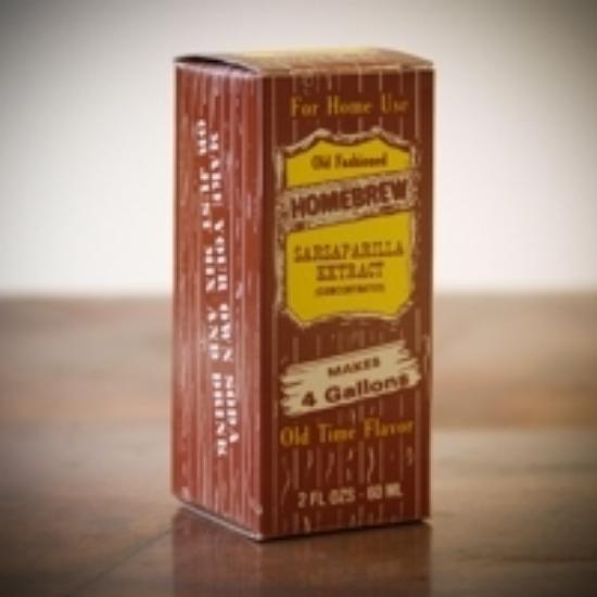 Picture of Sarsaparilla Soda Extract 2 fl oz