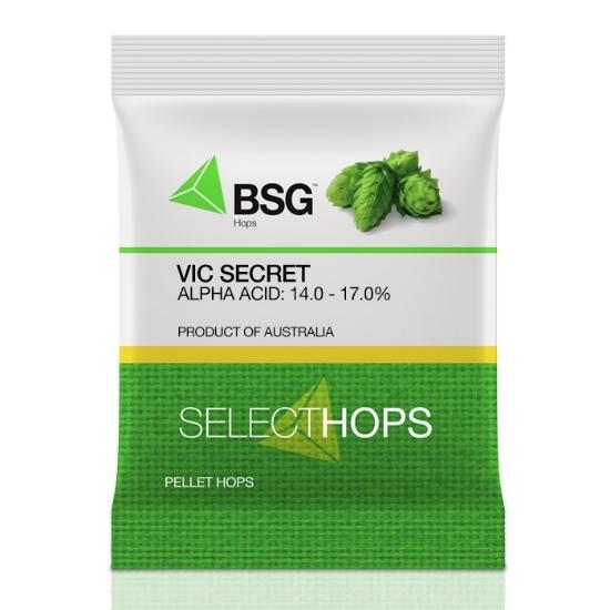 Picture of Vic Secret™ (AU) Hop Pellets 1 oz