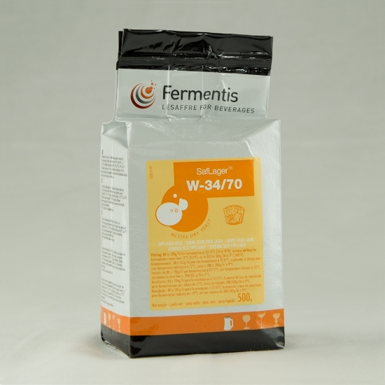 Picture of Fermentis SafLager™ W-34/70 500 g