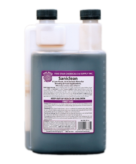 Picture of Five Star Saniclean 32 oz, Case of 10