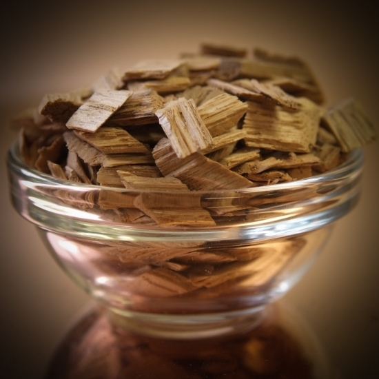 Picture of Oak Chips - Light Toast American 50lbs