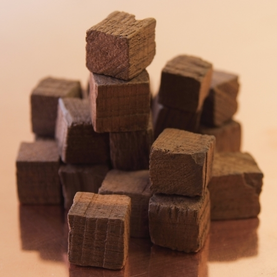 Picture of Hungarian Oak Cubes Med Toast 1lb