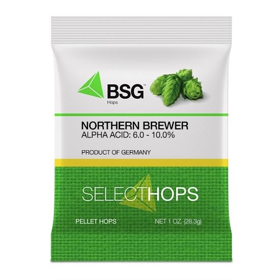 Picture of Northern Brewer (GR) Hop Pellets 1 oz