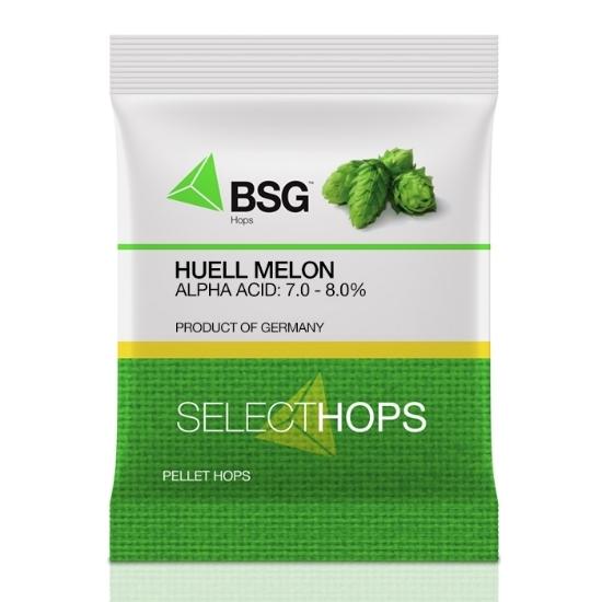 Picture of Huell Melon (GR) Hop Pellets 8 oz