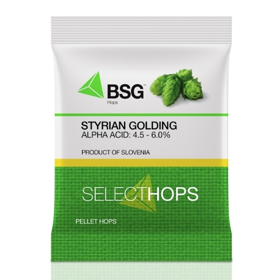 Picture of Styrian Golding (SI) Hop Pellets 8 oz