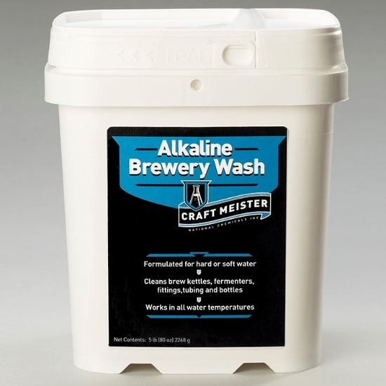 Picture of Craft Meister Alkaline Wash 5 lb