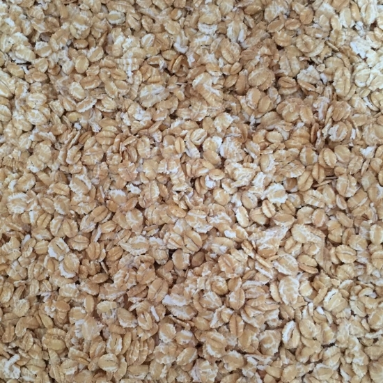 Picture of Flaked White Wheat 1 lb