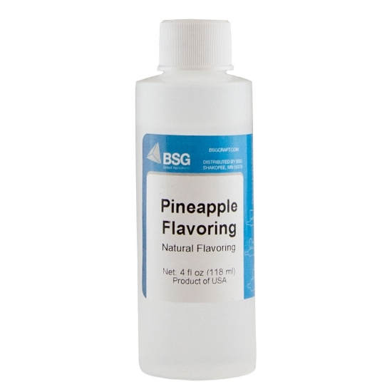 Picture of Kerry Pineapple Flavoring 4 oz