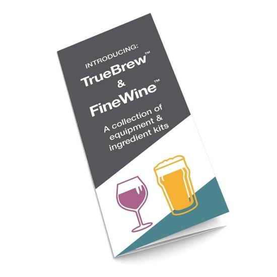 Picture of TrueBrew™ & FineWine™ Brochure