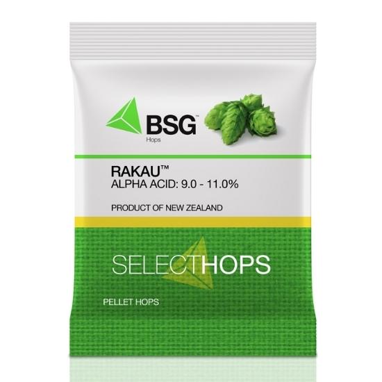 Picture of Rakau™ (NZ) Hop Pellets 8 oz