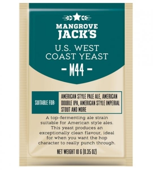 Picture of Mangrove Jack's Craft Series Yeast M44 US West Coast 10g