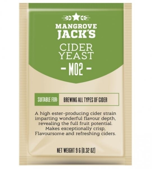 Picture of Mangrove Jack's Craft Series Yeast M02 Cider 9g