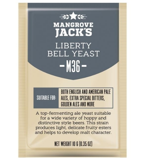 Picture of Mangrove Jack's Craft Series Yeast M36 Liberty Bell Ale 10g