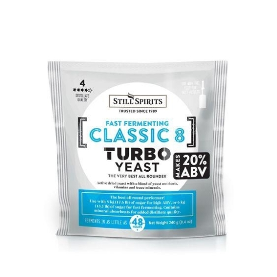 Picture of Still Spirits Turbo Yeast Classic 48 (48 hour)