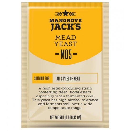 Picture of Mangrove Jack's CS Yeast Mead M05 (10g)