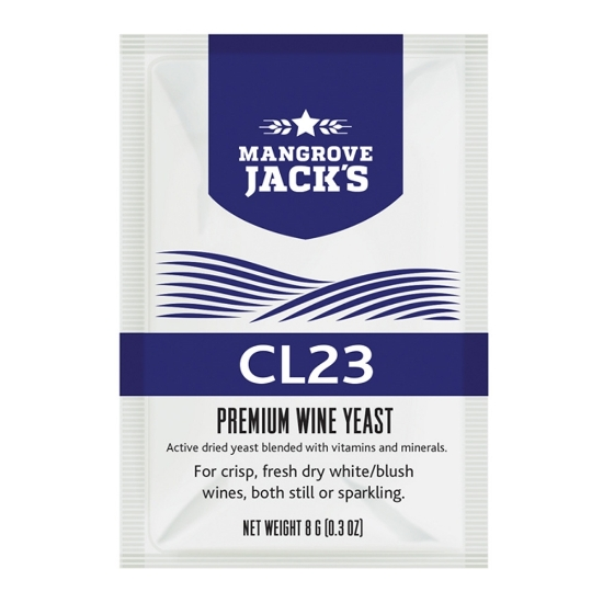 Picture of Mangrove Jack's Wine Yeast - CL23 8g