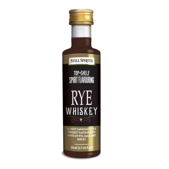 Picture of SS Top Shelf Rye Whiskey