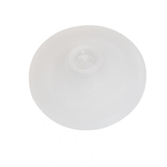 Picture of Clear EZ Filter Bottom Cap (TPE-0013)