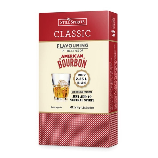 Picture of SS Classic American Bourbon