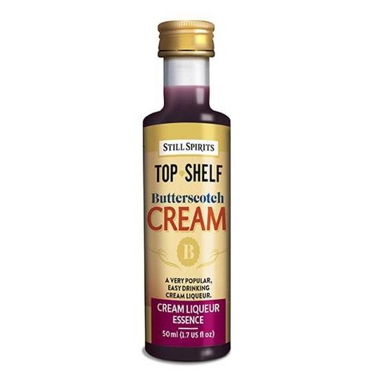 Picture of SS Top Shelf Butterscotch Cream