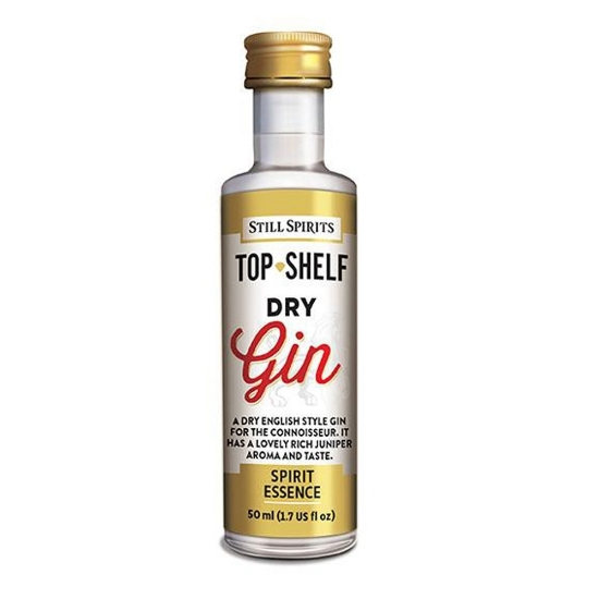 Picture of SS Top Shelf Dry Gin