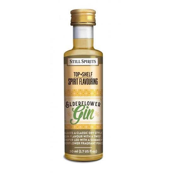 Picture of SS Top Shelf Elderflower Gin